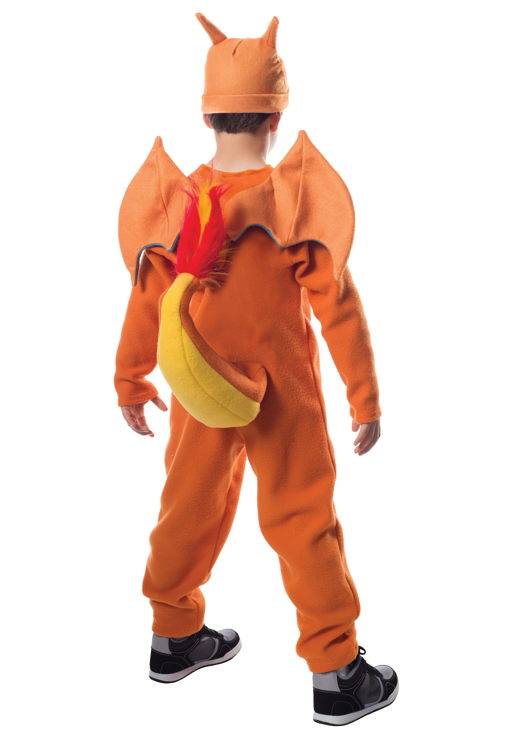 boys charizard costume boys charizard costume back