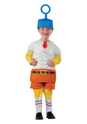 Toddler Spongebob Movie Costume