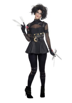 Womens Miss Scissorhands Costume