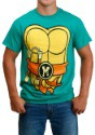 TMNT I Am Michelangelo Costume T-Shirt