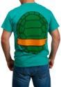 TMNT I Am Michelangelo Costume T-Shirt Alt1