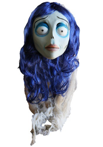 The Corpse Bride Adult Emily Mask