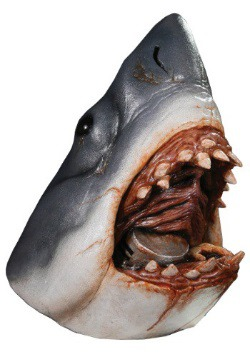 Jaws Adult Bruce The Shark Mask