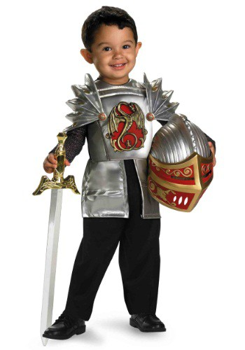 Click Here to buy Toddler Knight Of The Dragon Costume from HalloweenCostumes, CDN Funds & Shipping