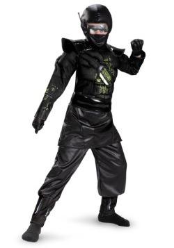 Boys Deluxe Ninja C.O.R.E. Costume