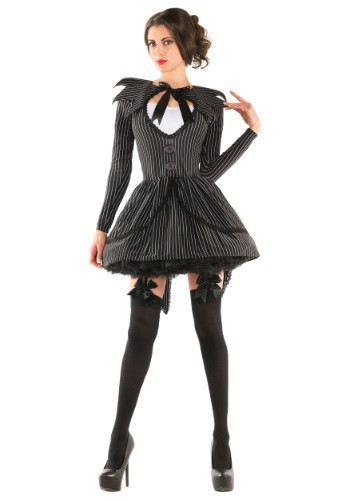 Click Here to buy Bad Dreams Babe Adult Costume from HalloweenCostumes, CDN Funds & Shipping