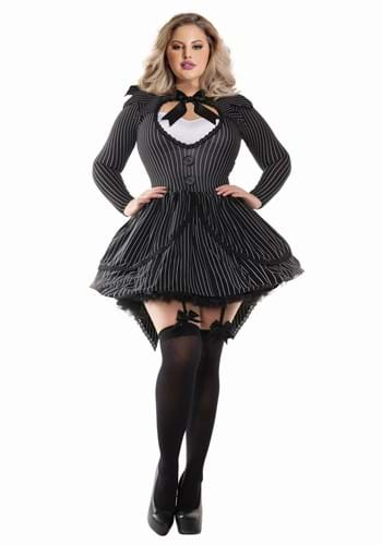 Click Here to buy Plus Size Bad Dreams Costume from HalloweenCostumes, CDN Funds & Shipping