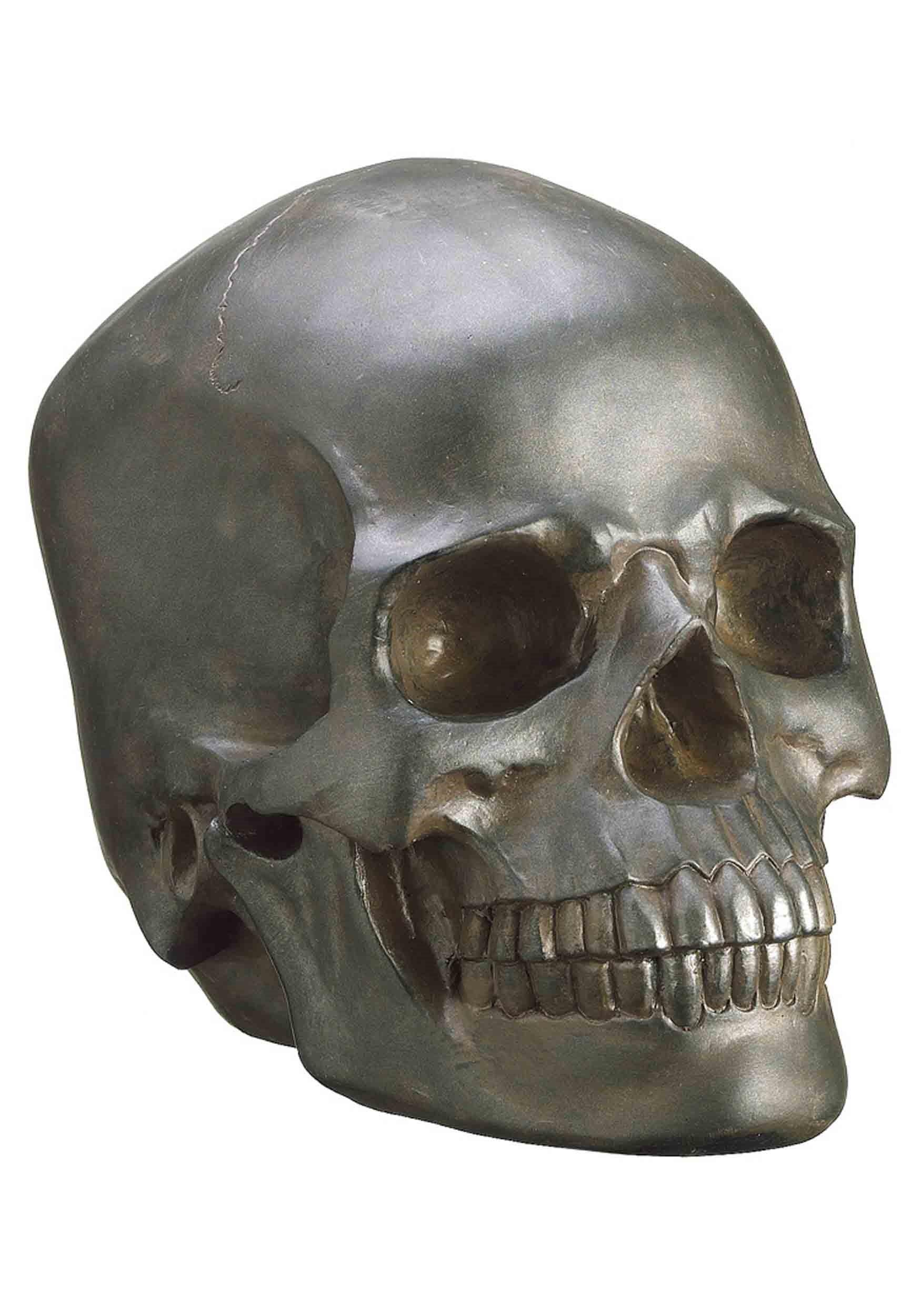 95_Polyresin_Skull