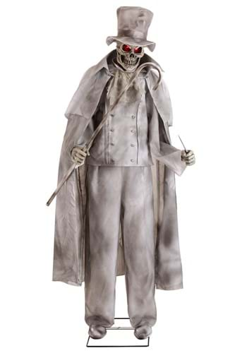 Click Here to buy Animated Ghostly Gentleman Costume from HalloweenCostumes, CDN Funds & Shipping
