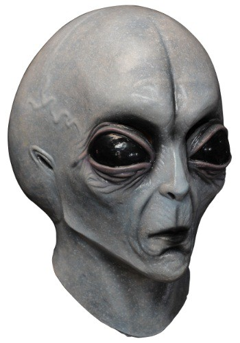 Click Here to buy Area 51 Alien Adult Mask from HalloweenCostumes, CDN Funds & Shipping