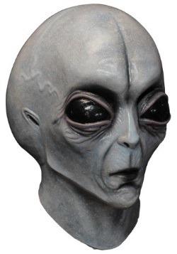 Area 51 Alien Adult Mask