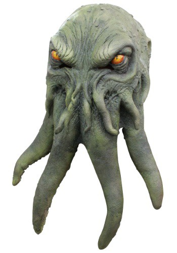 Click Here to buy Cthulhu Adult Mask from HalloweenCostumes, CDN Funds & Shipping