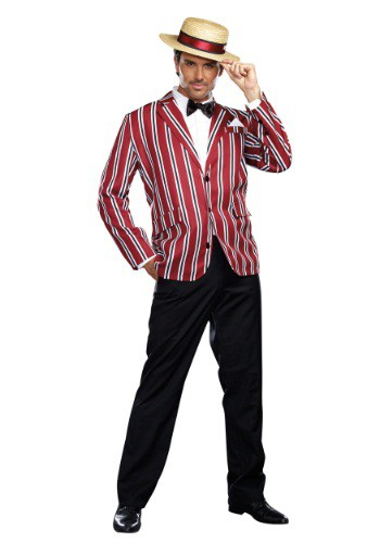 Click Here to buy Mens Good Time Charlie Costume from HalloweenCostumes, CDN Funds & Shipping