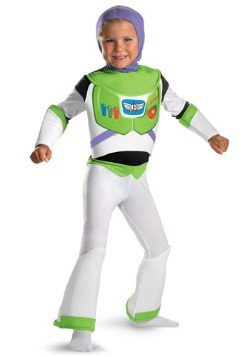 Toddler Deluxe Buzz Lightyear Costume