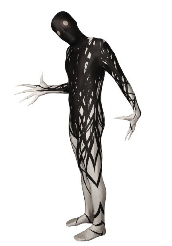 Click Here to buy Kids Zalgo Morphsuit Costume from HalloweenCostumes, CDN Funds & Shipping