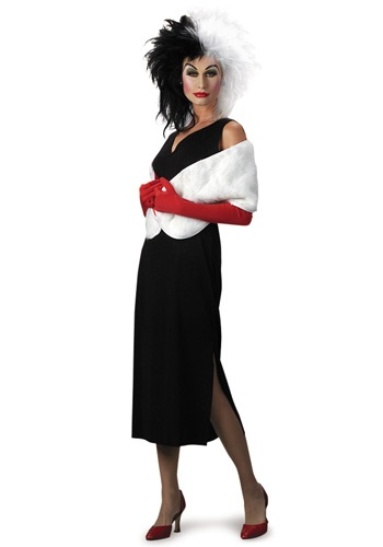 Adult Cruella Devil Costume