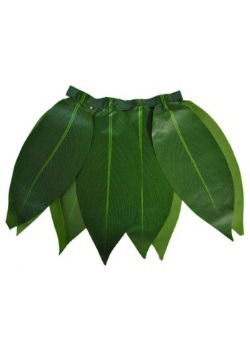 Leaf Hawaiian Skirt