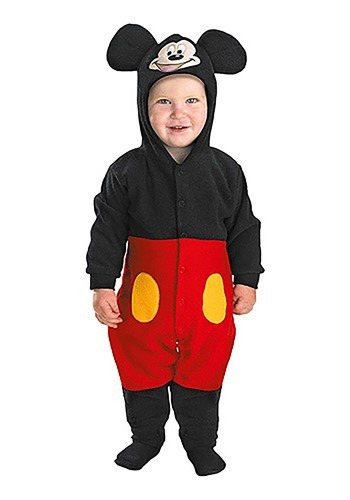 Click Here to buy Toddler Mickey Mouse Costume from HalloweenCostumes, CDN Funds & Shipping