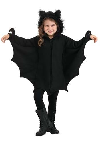Girls Cozy Bat Costume