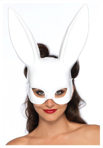 Click Here to buy White Bunny Mask from HalloweenCostumes, CDN Funds & Shipping
