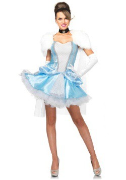 Slipper-less Sweetie Costume
