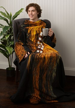 Adult Chewbacca Comfy Throw