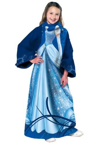 Child Cinderella Comfy Throw