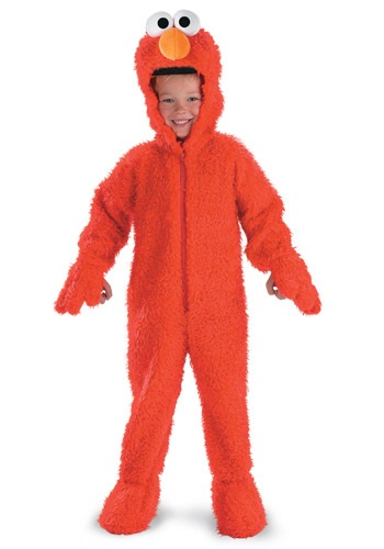 Toddler Elmo Costume