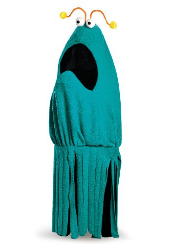 Click Here to buy Sesame Street Plus Size Blue Yip Yip Costume from HalloweenCostumes, CDN Funds & Shipping
