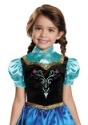 Frozen Traveling Anna Classic Toddler Costume alt