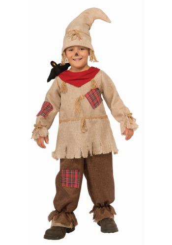 Boys Friendly Scarecrow Costume