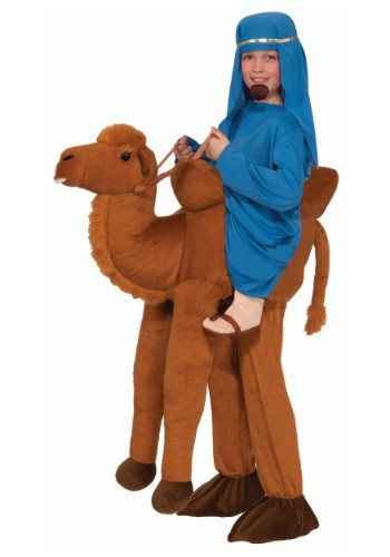 Click Here to buy Kids Ride A Camel Costume from HalloweenCostumes, CDN Funds & Shipping