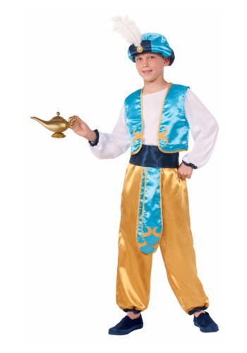 Click Here to buy Kids Arabian Prince Costume from HalloweenCostumes, CDN Funds & Shipping
