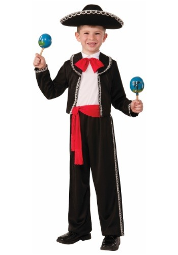 Click Here to buy Boys Mariachi Amigo Costume from HalloweenCostumes, CDN Funds & Shipping