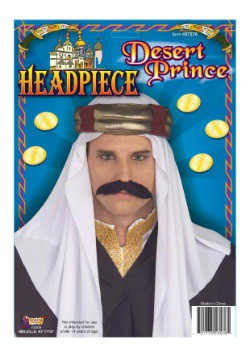 Adult Arab Headpiece