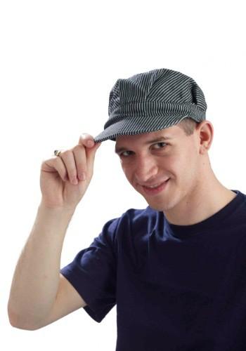Adult Deluxe Engineer Hat