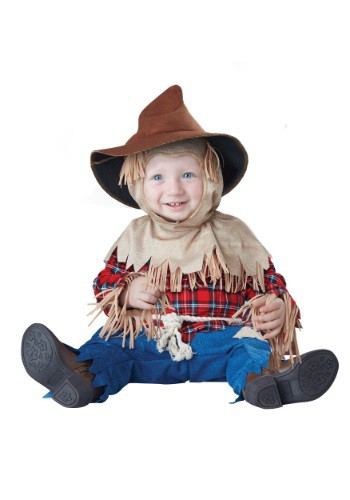 Silly Scarecrow Costume