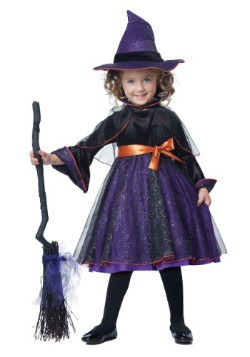 Toddler Hocus Pocus Witch Costume