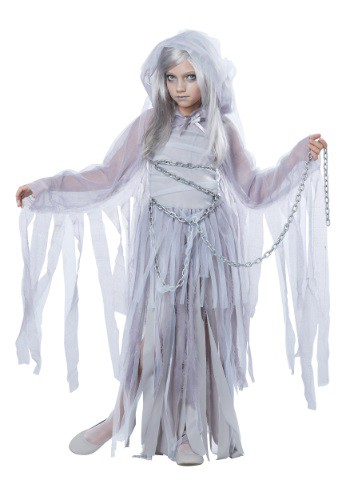 Click Here to buy Girls Haunted Beauty Costume from HalloweenCostumes, CDN Funds & Shipping