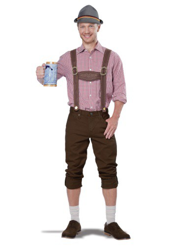 Men's Lederhosen Kit