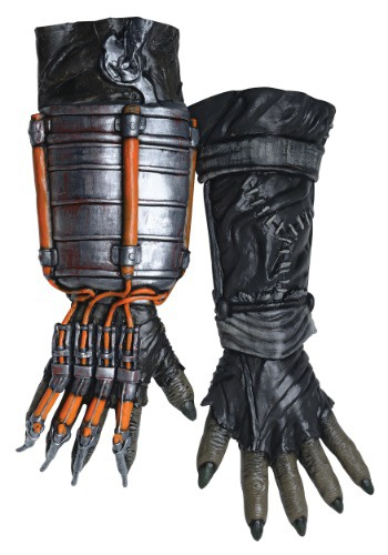 Adult Scarecrow Arkham Knight Deluxe Gloves