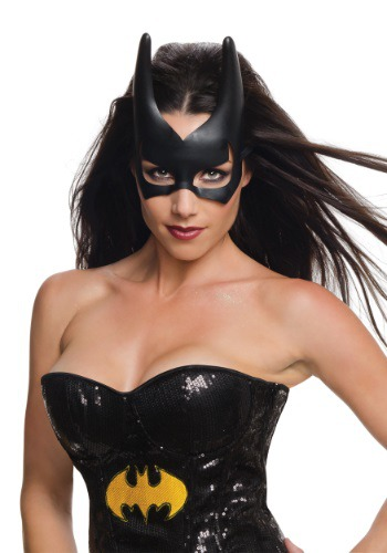 Click Here to buy Batgirl Mask from HalloweenCostumes, CDN Funds & Shipping