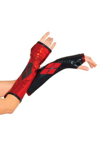 Click Here to buy Harley Quinn Gauntlets from HalloweenCostumes, CDN Funds & Shipping