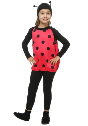 Click Here to buy Girls Ladybug Costume from HalloweenCostumes, CDN Funds & Shipping