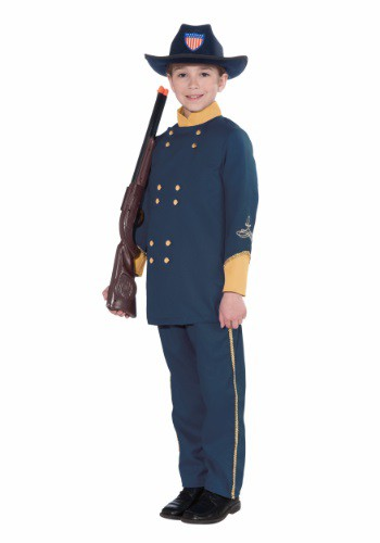 Click Here to buy Boys Union Officer Costume from HalloweenCostumes, CDN Funds & Shipping