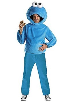 Adult Cookie Monster Costume