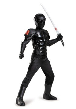 Boys Snake Eyes Prestige Costume