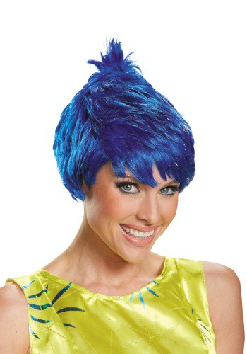 Inside Out Adult Joy Wig