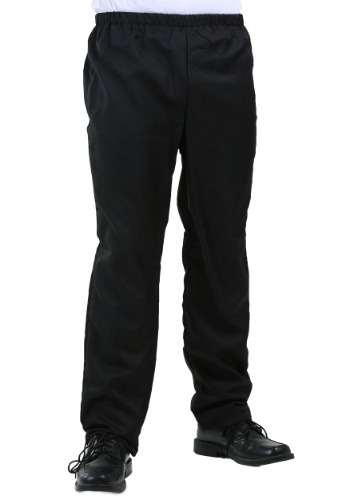 Mens Black Pants