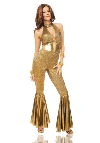 Click Here to buy Womens Disco Diva Costume from HalloweenCostumes, CDN Funds & Shipping